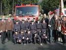 Mit einer stolzen Mannschaft von zwölf Jugendlichen wartet die Feuerwehr Wald in Zukunft auf.