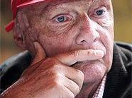 Niki Lauda lebt mit der Niere seiner Ehefrau.