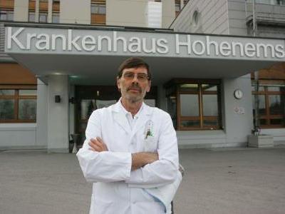 Primar Hartmut Häfele