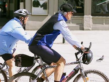 Radbrücke soll Vorteile für Radfahrer breingen