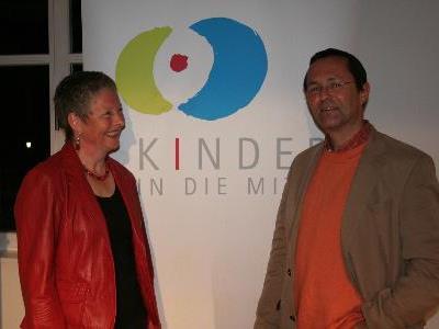 Referentin Elke Schlösser in Nenzing