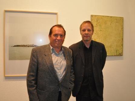 Richard Bösch und Gerhard Klocker