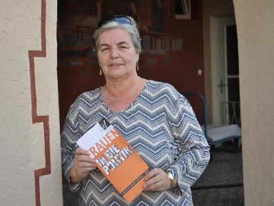 Ruth Loitz wünscht sich mehr Frauen in der Politik.