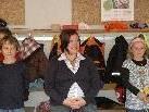 Sandra Gemmerich wurde in die Babypause verabschiedet.