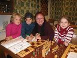 Schach mit Helene Mira macht Spaß.