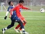 Seifedin Chabbi gelang bei den Unter-19-Jährigen der 2:2-Ausgleich.