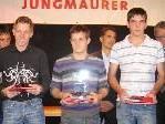 Spannendes Österreich-Finale der Jungmaurer an der Bauakademie Hohenems.