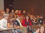 Studentenwelcome der Stadt Dornbirn im Kulturhaus am 21. Oktober um 18 Uhr.