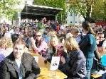 Tausende vergnügten sich auf dem größten Volksfest der Nibelungenstadt.