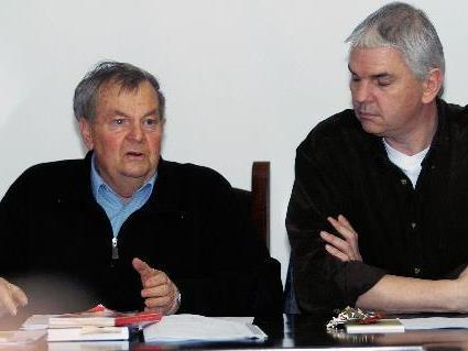 Turbulent geht es derzeit im Gemeindeamt in Bludesch zu.
