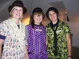 Veronika, Judith und Franziska nahmen die Kinder wieder mit auf eine abenteuerliche Lesenacht