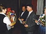 Vorstand beim 20jährigen Jubiläum 1999