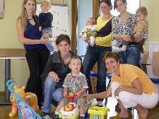 Wöchentliche Elternberatung gibt es in Bludenz