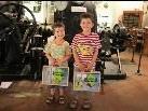 eine erfolgreiche Bilanz: 2600 Kinder haben insgesamt 27 Museen besucht