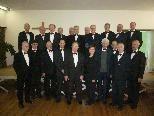 Auftritte des Männergesangvereins Lochau haben Tradition.