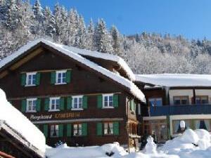 """Berghaus """"Kanisfluh"""" auf der Schnepfegg"""