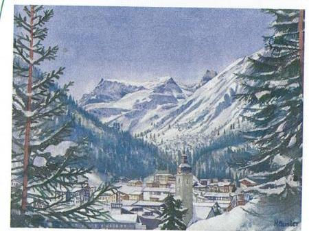 """Bergwelt um Lech"""
