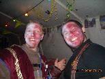 Chris und Christian freuen sich auch über das neue Probi
