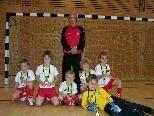 Coach Tobias Nenning war stolz auf die tolle Leistung seiner Jungs.