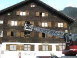 """Das Ferienheim  """"Alte Mühle"""" in Rehmen war Schauplatz der Rettungsübung."""