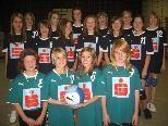 Das Schülerliga-Volleyball-Team der Talenteschule Doren.