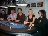 Der 1. VPSV feierte mit einem großen Pokerturnier die Eröffnung seiner neuen Räumlichkeiten.