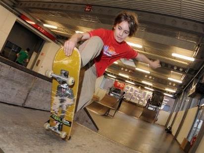 Der Skateclub Dornbirn bietet einen Kurs für Acht- bis 14-Jährige an.