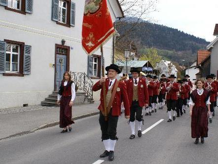 Die Bürgermusik Bludesch rückt kommenden Sonntag wieder aus.