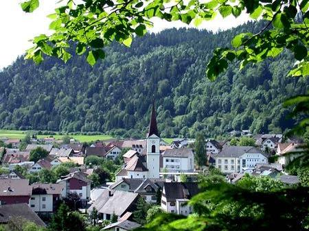 Die Gemeinde Nüziders lädt ein zur 29. Gemeindevertretungssitzung.