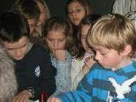 Die Rankler Volksschüler dürfen an zwei Nachmittagen Mittelschulluft schnuppern