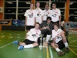 Die Sieger aus dem letzten Jahr: Die Mannschaft der Dornbirner Fasnatzunft