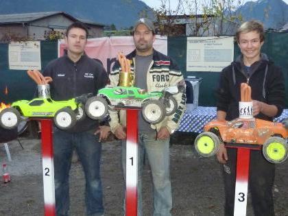 Die Sieger vom Zizile Race