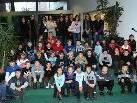 Die Volksschüler waren zu Gast an der Vorarlberger Mittelschule Koblach.
