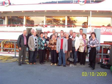 Einen schönen Ausflug erlebten die Pensionisten vom Klostertal.