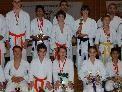 Erfolgreiche Sportler des Samurai Karate Klub Bregenz