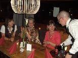 Gäste genossen das neue Ambiente im Gasthaus Frödisch