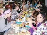 Gut besuchtes interkulturelles Frauenfrühstück im ATIB-Vereinsheim.