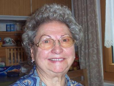 Henriette Rosenblatt feiert ihren 81. Geburtstag