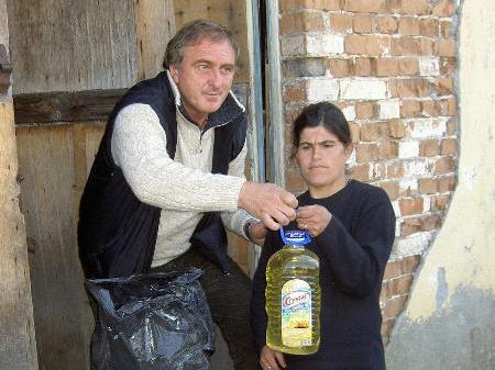 Hilfsprojekt Albanien