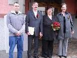 Hochzeit Michaela Gnaser und Peter Daberinig