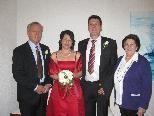 Hochzeit von Liane Kloser und Robert Wolf