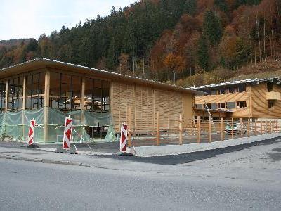 Jugend-und Familiengästehaus bald fertig