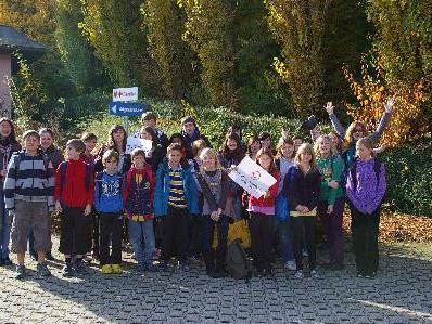 Jugendgruppe Mühletor machte einen Ausflug ins Alpamare