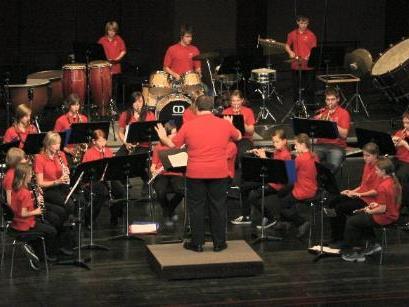 Jugendmusik der Stadtkapelle Haselstauden