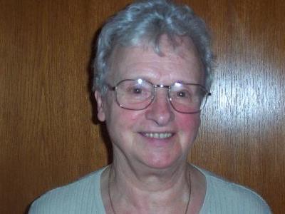 Katharina Gebhart feierte ihren 75. Geburtstag