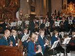 Kirchenkonzert wird in der Pfarrkirche St. Fidelis stattfinden.