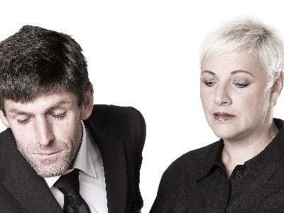 Maria Neuschmied und Jörg Adlassnigg in Brand