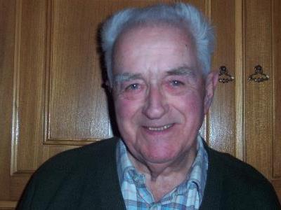 Meyer Edmund feiert seinen 85. Geburtstag