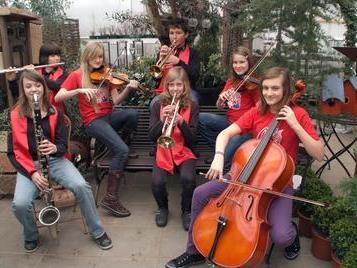 Musikmittelschule lädt ein zum Tag der offenen Tür.