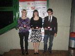 Schüler der HTL Dornbirn gewannen Gold und Silber